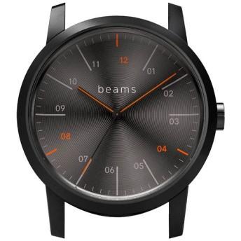 ハイブリッドスマートウォッチ wena wrist Three Hands Premium Black BD beams edition WN-WT03B-H