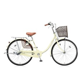 26型 自転車 エブリッジU(E.Xクリームアイボリー/シングル) EB60UT【2017年/点灯虫モデル】