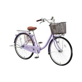 26型 自転車 エブリッジU(E.Xスイートラベンダー/シングル) EB60UT【2017年/点灯虫モデル】