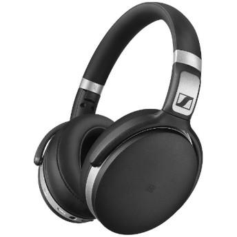 ブルートゥースヘッドホン ブラック HD-4.50-BTNC [リモコン・マイク対応 /Bluetooth /ノイズキャンセリング対応]
