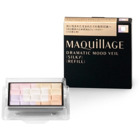 MAQuillAGE(マキアージュ)ドラマティックムードヴェール (シルキー) (レフィル)(8g)