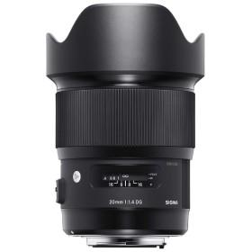 カメラレンズ 20mm F1.4 DG HSM Art【ニコンFマウント】