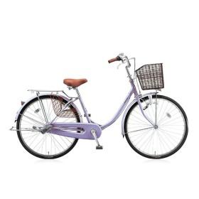 24型 自転車 エブリッジU(E.Xスイートラベンダー/シングル) EB40U【2017年モデル】