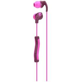 防滴仕様マイク/コントロール付カナル型イヤホン Method Plum/Pink/Pink Mic1 (Plum/Pink/Pink Mic1) J2CDHY-449 1.2mコード