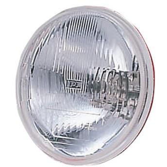 ヘッドランプ丸型2灯式 H4 12V 60/55W 9111