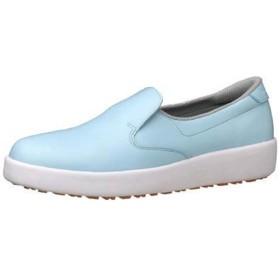 ミドリ安全 ハイグリップ作業靴H-700N 26cm ブルー <SKT4343>