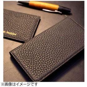 iPhone 7用 手帳型レザーケース Leather Folio Case ブラック LORNA PASSONI CPAPPHE77301