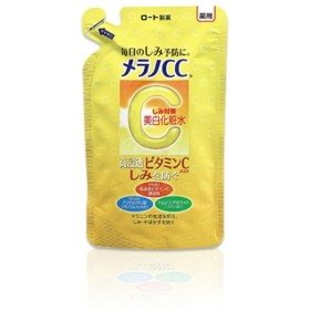 メラノCC 薬用しみ対策 美白化粧水 つめかえ用(170ml)