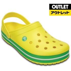 サンダル [サイズ:25cm] Crocband(クロックバンド) 11016-7A8 M7W9 Lemon/Grass Green