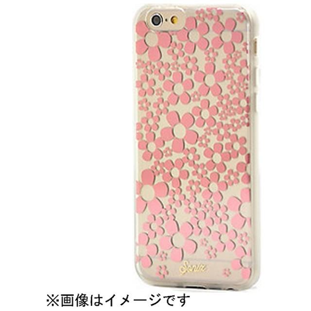 iPhone 6用 CLEAR ハロー デイジー ローズ ゴールド 250-2240-026