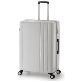 A.L.I TSAロック搭載 ポリカーボネイト+ABS樹脂スーツケース RUNWAY 96L BC1003