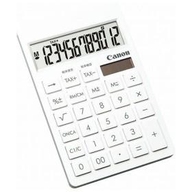 電卓 「シンプルスマートシリーズ」(12桁) SI-1200T (ピュアホワイト)