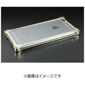 iPhone 6s/6用 ソリッドバンパー シャンパンゴールド 41400 GI-242CG