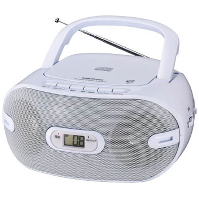RCR-871Z CDラジオ AudioComm [ワイドFM対応]