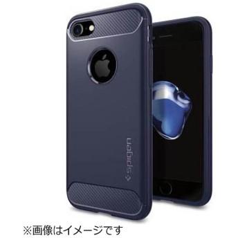 iPhone 7用 Rugged Armor ミッドナイトブルー 042CS21188