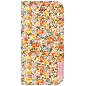 iPhone6用 手帳型 BLOSSOM DIARY ブルーム araree I6N06-14C381-99