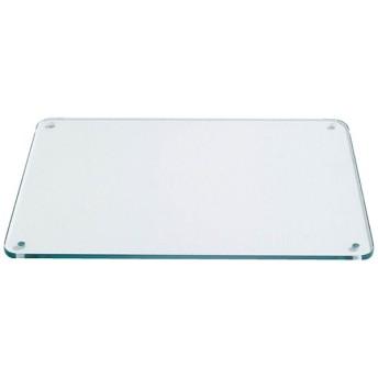 クリアガラス追加棚板 [HF. HGシリーズ用 /8m厚] HF01G クリアガラス