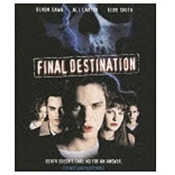 ファイナル・デスティネーション 初回限定版 【Blu-ray Disc】