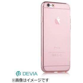 iPhone 7 Plus用 Devia Naked ローズゴールド BLDVCS7030RG