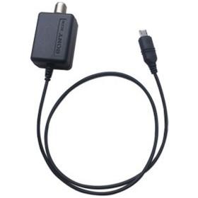 【au純正】 ソニーモバイルTVアンテナ入力対応microUSB変換ケーブル01 01SOHKA