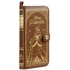 iPhone6用 手帳型 Old Book Case ディズニー・シンデレラ IP6DSOLDBOOK47