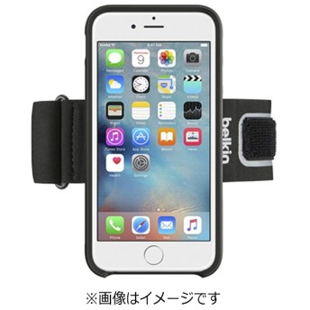 iPhone 6s/6用 Clip-Fitアームバンド F8W660btC00