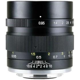 カメラレンズ SPEEDMASTER 35mm F0.95 II(ブラック)【ソニーEマウント(APS-C用)】