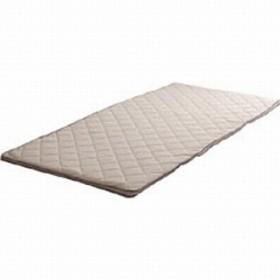 アイリスオーヤマ エアリー敷きパッド セミダブルサイズ(120×200×3.5cm) PAR-SD