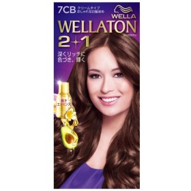 WELLATON(ウエラトーン) 2+1 クリーム 7CB