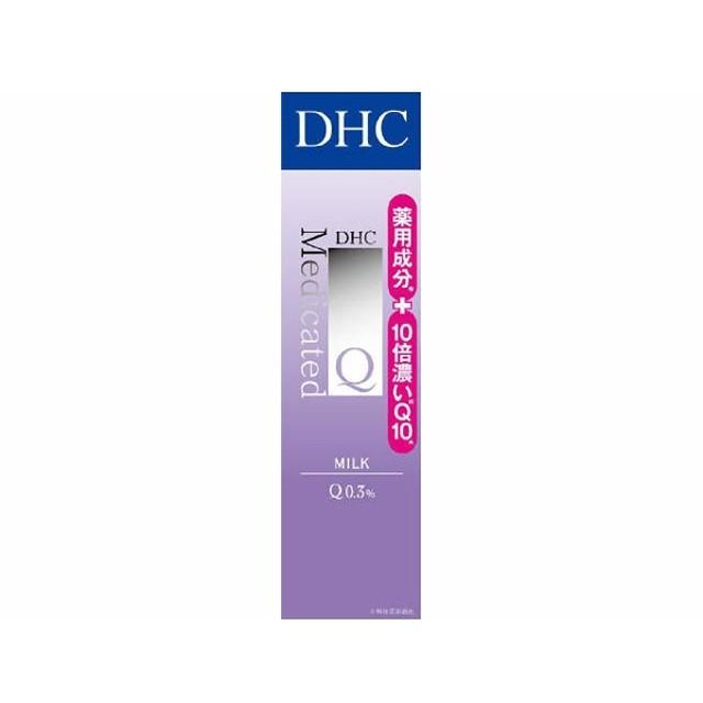 DHC(ディーエイチシー) 薬用QフェースミルクSS(40ml)〔乳液〕