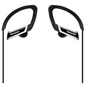 耳かけ型 ブラック RP-HS200 [φ3.5mm ミニプラグ]