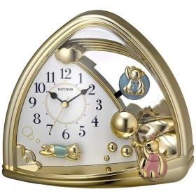 置き時計 「ファンタジーランド」 4SG762SR18