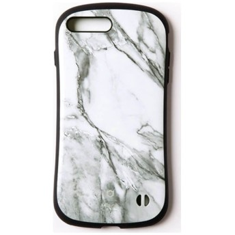 iPhone 7 Plus用 iFace First Class Marble ホワイト