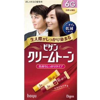 Bigen(ビゲン) クリームトーン 6G 〔カラーリング剤〕
