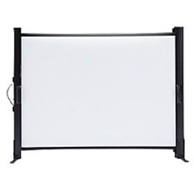 PRS-M40 プロジェクタースクリーン モバイルスクリーン [40インチ /スプリング]