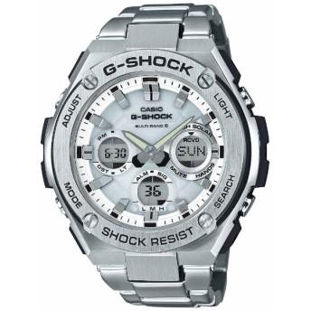 G-SHOCK(G-ショック) 「G-STEEL(Gスチール)MULTI BAND 6」 GST-W110D-7AJF