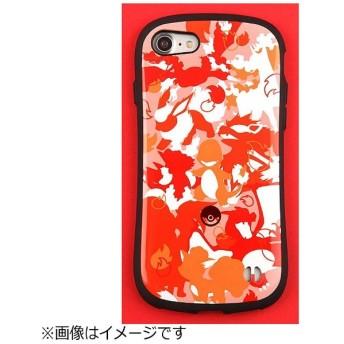 iPhone 7用 ポケットモンスター iFace First Classケース ほのおタイプ