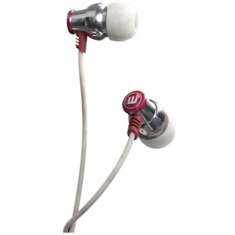 イヤホン カナル型 Delta Delta IEM Noise Isolating Earphones [φ3.5mm ミニプラグ]