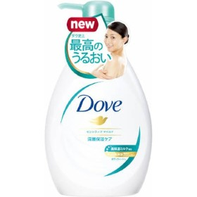 Dove(ダヴ) ボディウォッシュ センシティブマイルド ポンプ(500g)〔ボディソープ〕