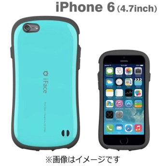 iPhone 6用 iface First Classケース エメラルド IP6IFACEFIRST47EM