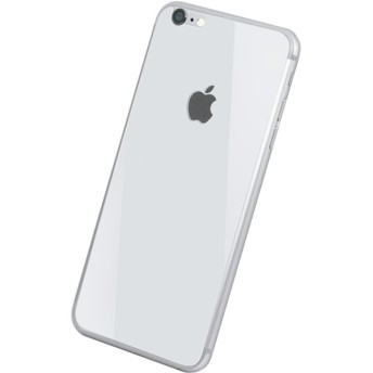iPhone 6 Plus用 High Grade Glass Screen Protector 0.33mm 背面用カラーガラス ホワイト DG-IP6PG3BWH