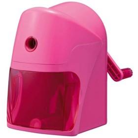 [鉛筆削り] スーパー安全えんぴつけずり ピンク RS025PK