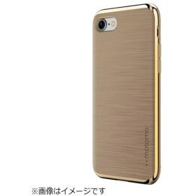 iPhone 7用 INO LINE INFINITY ベージュ/ゴールド INOIFTYBEGD