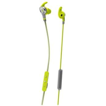 bluetooth イヤホン カナル型 グリーン MH-ISRT-INT-IE-GR-BT [リモコン・マイク対応 /ワイヤレス(左右コード) /Bluetooth]