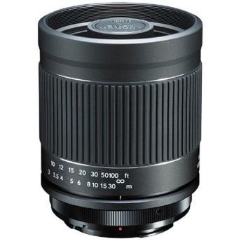 カメラレンズ ミラーレンズ 400mm F8 N II ペンタAPK KF-M400P N II【ペンタックスKマウント】