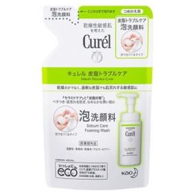 curel(キュレル)皮脂トラブルケア泡洗顔料(130ml)つめかえ用[泡洗顔]