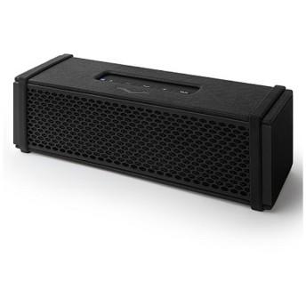 REMIX-BK ブルートゥース スピーカー ブラック [Bluetooth対応]