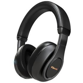 ブルートゥースヘッドホン ブラック KLRFOVB111 [リモコン・マイク対応 /Bluetooth]