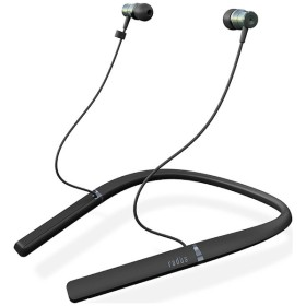bluetooth イヤホン カナル型 ブラック HP-BTL01 [リモコン・マイク対応 /ワイヤレス(ネックバンド) /Bluetooth /ハイレゾ対応]