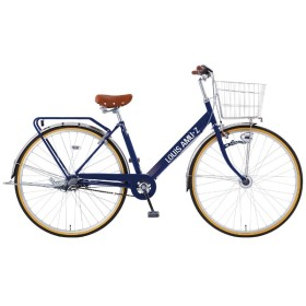 27型 自転車 ルイスアミューズ273HD(ネイビー/内装3段変速)